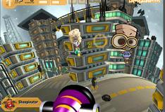 Игра Атака страшных роботов