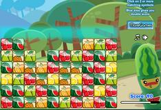 Игра Клики по фруктам