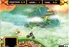 Игра Гонки на велосипедах