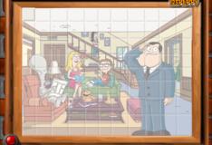 Игра Игра Американский папаша - собери картинку