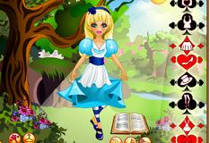 Наряды для Алисы