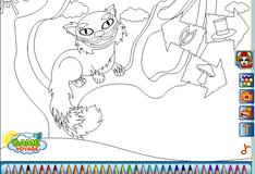 Игра Улыбка Чеширского кота