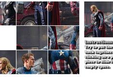 Капитан Америка и Тор