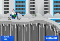 Игра Американский папаша. Мотоцикл