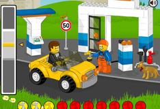 Игра Веселая автозаправка
