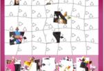 Играть бесплатно в Игра Папины дочки Соберите из пазлов картинку
