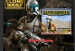 Играть бесплатно в Игра Звездные войны Война клонов