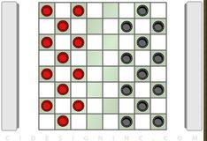 Игра Игра Шашки Красные и Черные