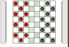 Игра Шашки Красные и Черные
