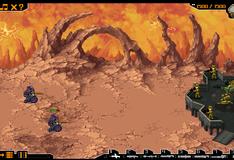 Игра Звездные войны - Бой в пустыне