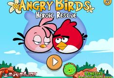Игра Игра Злые птички Спасение любимой