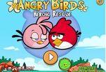 играйте в Angry Birds Heroic Rescue