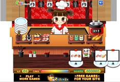 Игра Приготовление суши