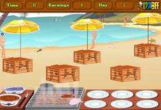 Игра Жареная рыба