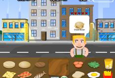 Игра Самые вкусные бургеры