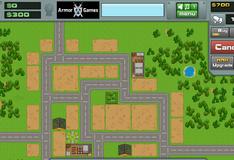Быстрое строительство города