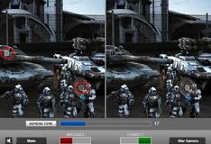 Игра Игра Сила войны: найди различия