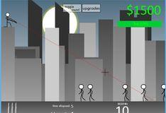 Игра Игра Снайпер на крыши. Башня Титанов
