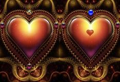 Игра Влюбленные сердца