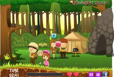 Игра Любовь в джунглях