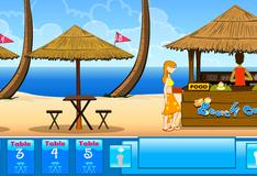 Игра Кафе на пляже
