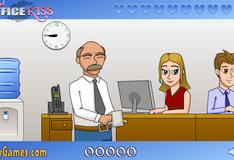 Игра Тайная  любовь в офисе