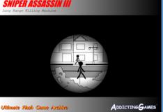 Игра Снайпер - Убийца III
