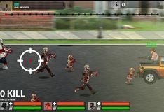 Игра Игра На грузовике от Зомби