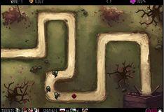 Игра Игра Защита от Зомби