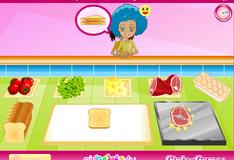 Игра Бутербродная