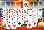 Играть бесплатно в Игра Цырковой пасьянс косынка