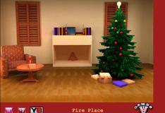 Игра Побег Санта Клауса