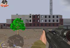 Игра Игра Экс-снайпер