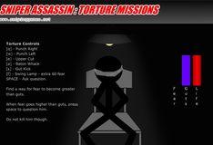 Игра Снайпер убийца: Миссия пыток