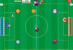 Игра Игра Смешарики: Ленивый футбол