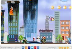 Игра Игра Город в огне