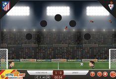 Игра Футбольные головы: Чемпионат Испании 2014/15