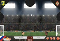 Игра Игра Футбольные головы: Чемпионат России 2014/15