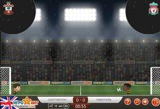 Игра Футбольные головы: Чемпионат Англии 2014/15