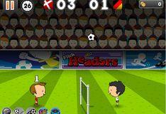 Игра Игра Футбол головами Евро 2012