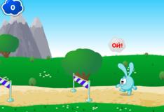 Игра Смешарики: Кто первый?