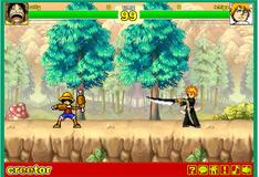 Игра Лаффи против Наруто