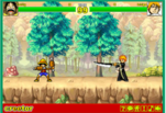 Играть бесплатно в Лаффи против Наруто