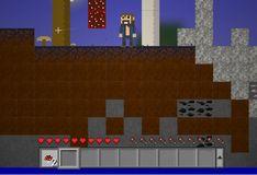 Игра Майнкрафт - приключения лесничего