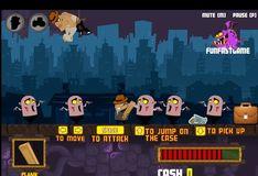 Игра Игра Гангстеры против Зомби II