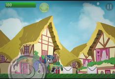 Игра Май литл пони: Стрелялки в Понивиле
