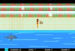 играйте в Накормить дельфина