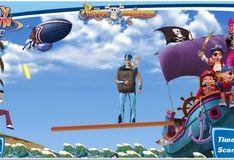 Игра Лентяево: Приключения пиратов