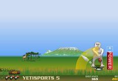 Игра Игра Йети Спорт 5