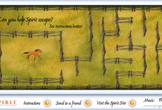 Игра Побег из лабиринта